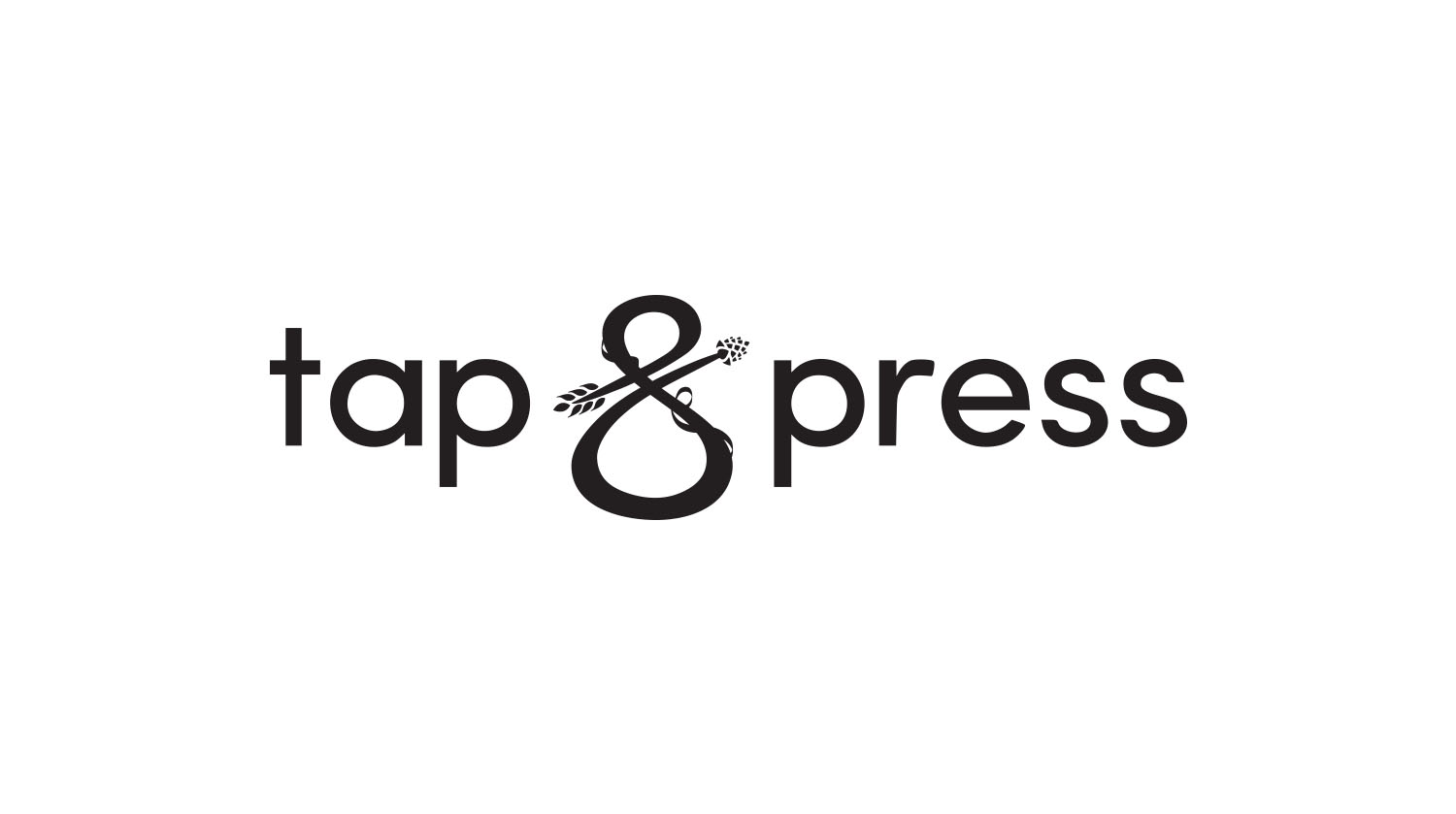 tap and press